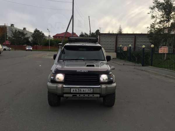 Mitsubishi Pajero, 1996 год, 585 000 руб.