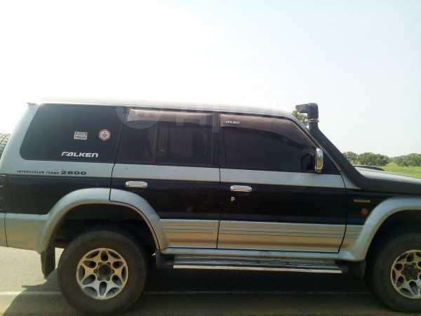 Mitsubishi Pajero, 1996 год, 135 000 руб.