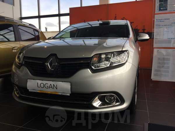 Renault Logan, 2018 год, 720 370 руб.