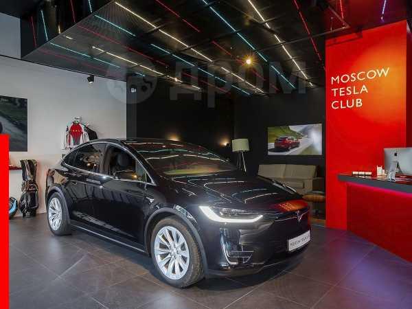 Tesla Model X, 2018 год, 13 240 000 руб.