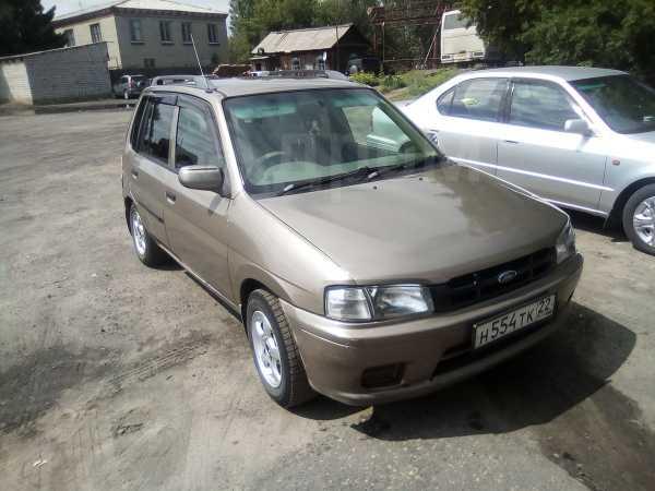 Ford Festiva, 1997 год, 100 000 руб.