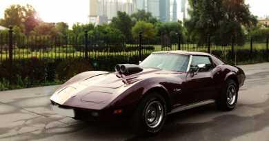 Москва Corvette 1972