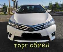 Муравленко Corolla 2015