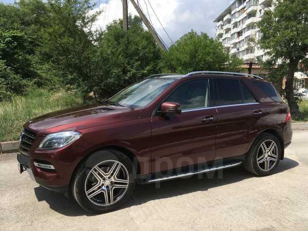 Mercedes-Benz M-Class, 2014 год, 2 349 000 руб.