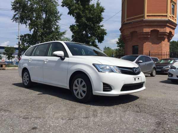 Toyota Corolla Fielder, 2015 год, 719 000 руб.