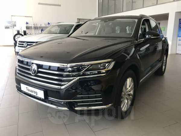 Volkswagen Touareg, 2018 год, 4 770 000 руб.