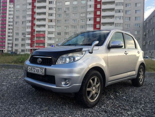 Toyota Rush, 2008 год, 550 000 руб.