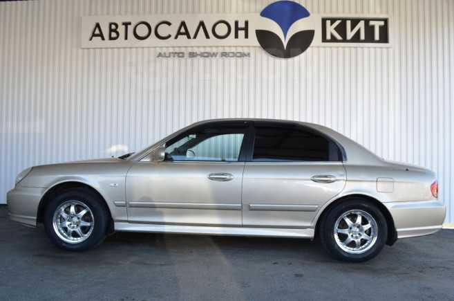 Hyundai Sonata, 2006 год, 198 000 руб.