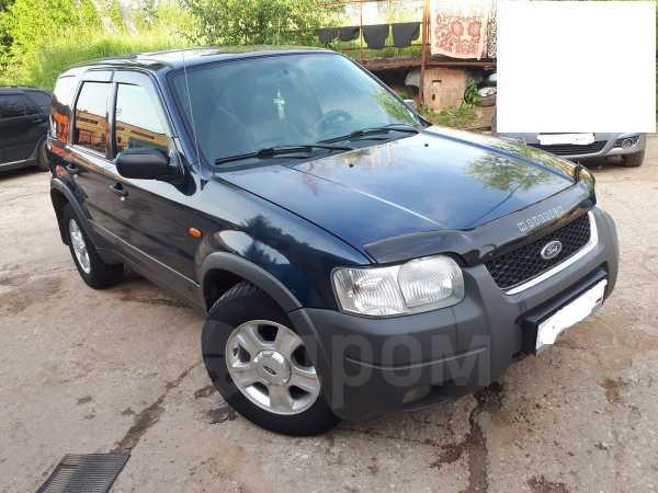 Ford Maverick, 2001 год, 285 000 руб.