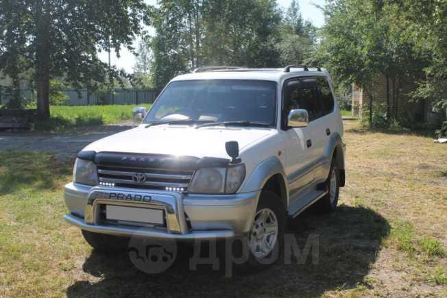 Toyota Land Cruiser Prado, 1997 год, 720 000 руб.