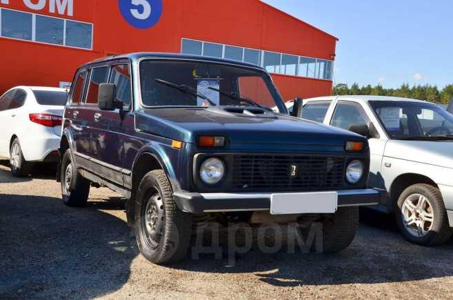 Лада 4x4 2121 Нива, 2007 год, 130 000 руб.