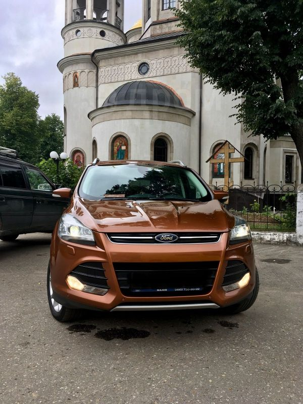 Ford Kuga, 2016 год, 1 150 000 руб.