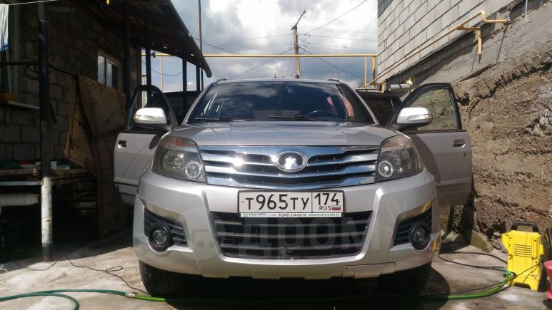 Great Wall Hover H3, 2010 год, 440 000 руб.