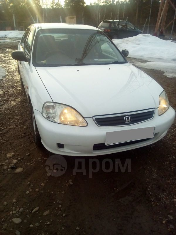 Honda Civic Ferio, 2000 год, 250 000 руб.