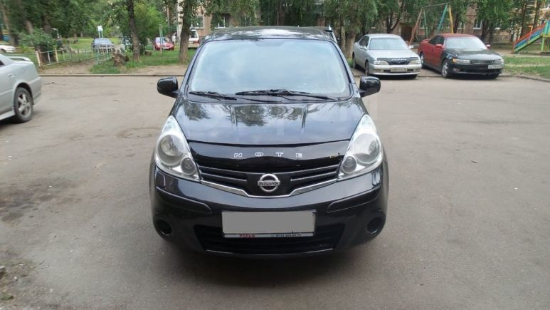Nissan Note, 2009 год, 475 000 руб.