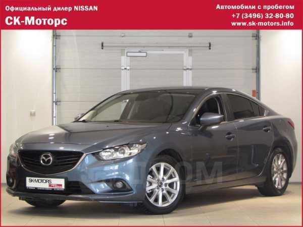 Mazda Mazda6, 2013 год, 895 000 руб.
