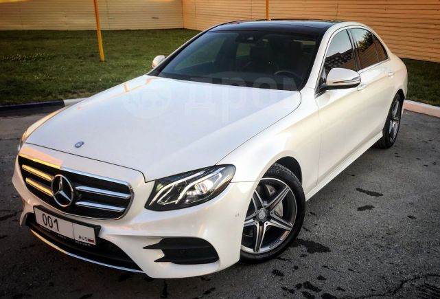 Mercedes-Benz E-Class, 2016 год, 2 700 000 руб.