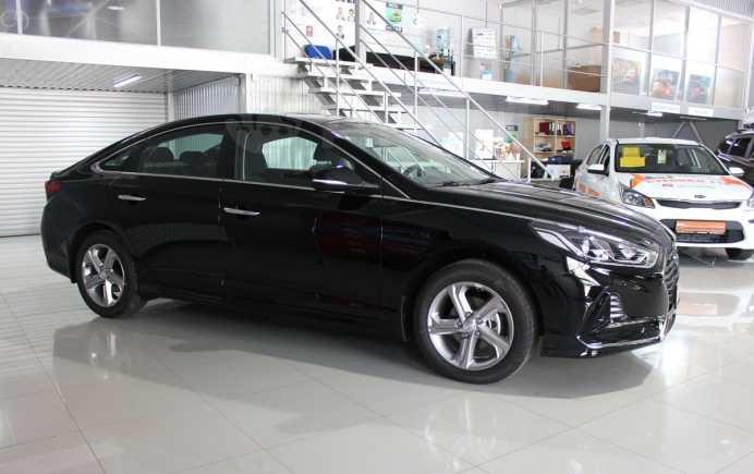 Hyundai Sonata, 2018 год, 1 389 900 руб.