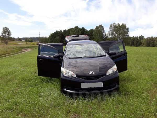Toyota Wish, 2009 год, 660 000 руб.