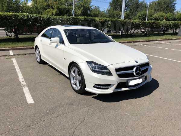Mercedes-Benz CLS-Class, 2011 год, 1 590 000 руб.