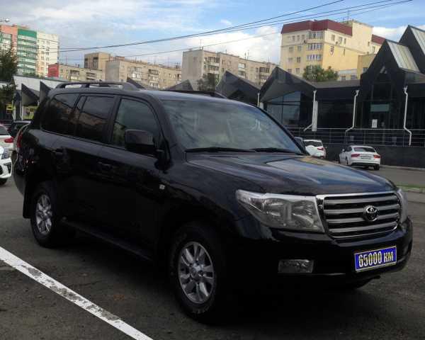 Toyota Land Cruiser, 2009 год, 2 190 000 руб.