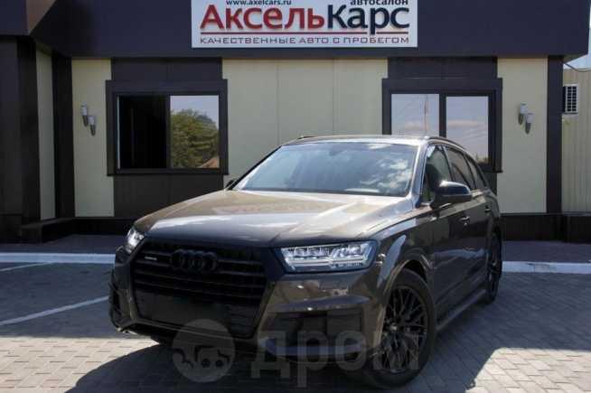 Audi Q7, 2016 год, 4 190 000 руб.