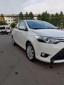 Иркутск Toyota Yaris 2014