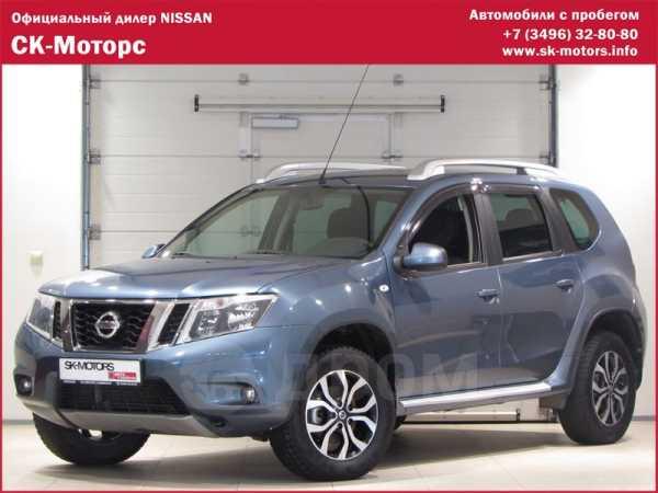 Nissan Terrano, 2015 год, 849 000 руб.