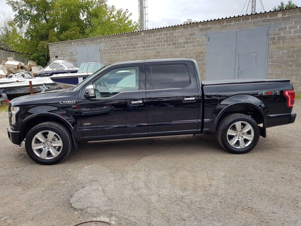 Ford F150, 2017 год, 4 500 000 руб.