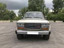 Красноярск Land Cruiser 1989