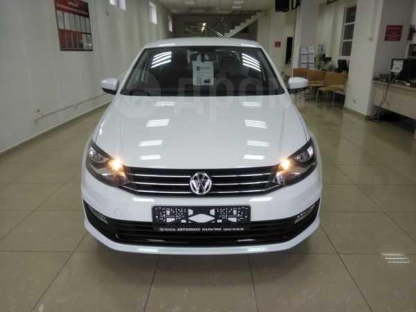 Volkswagen Polo, 2018 год, 849 490 руб.