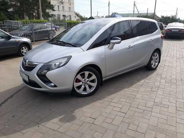 Opel Zafira, 2012 год, 850 000 руб.