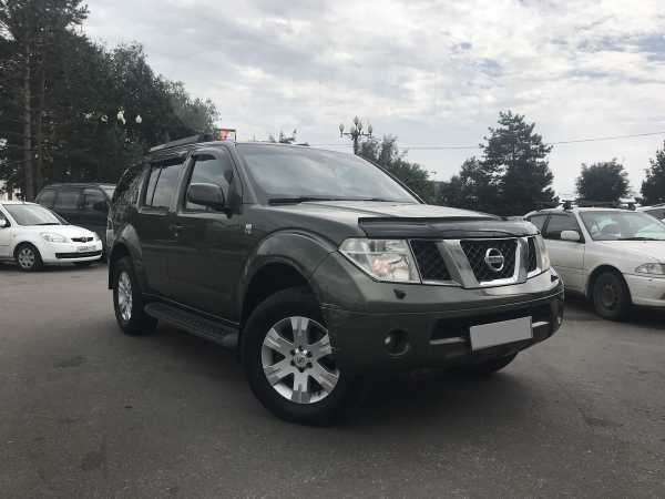 Nissan Pathfinder, 2005 год, 550 000 руб.