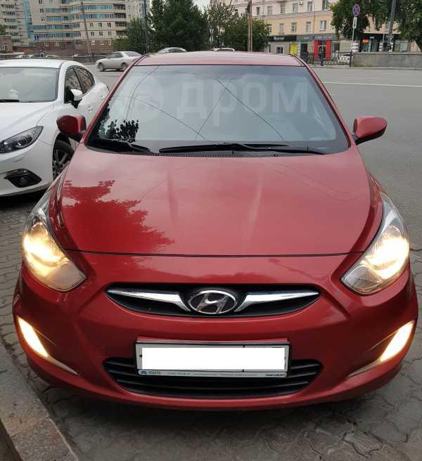 Hyundai Solaris, 2011 год, 437 000 руб.