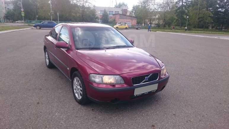 Volvo S60, 2003 год, 170 000 руб.