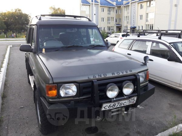 Land Rover Discovery, 1997 год, 460 000 руб.