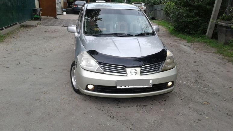 Nissan Tiida Latio, 2006 год, 250 000 руб.