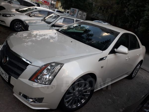 Cadillac CTS, 2011 год, 1 020 000 руб.