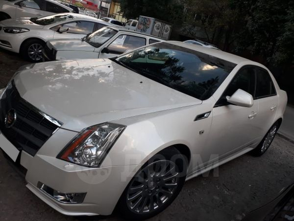 Cadillac CTS, 2011 год, 960 000 руб.