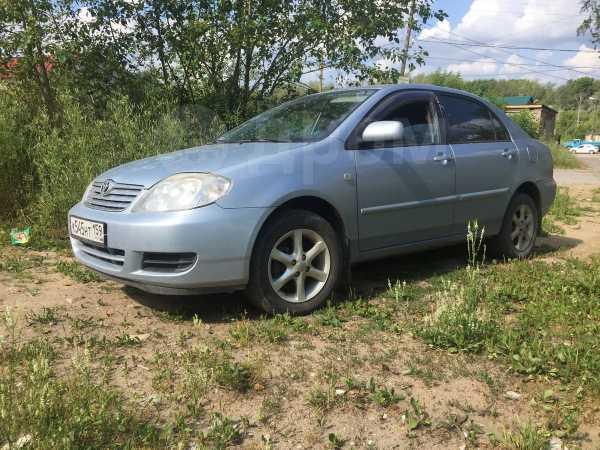 Toyota Corolla, 2004 год, 270 000 руб.
