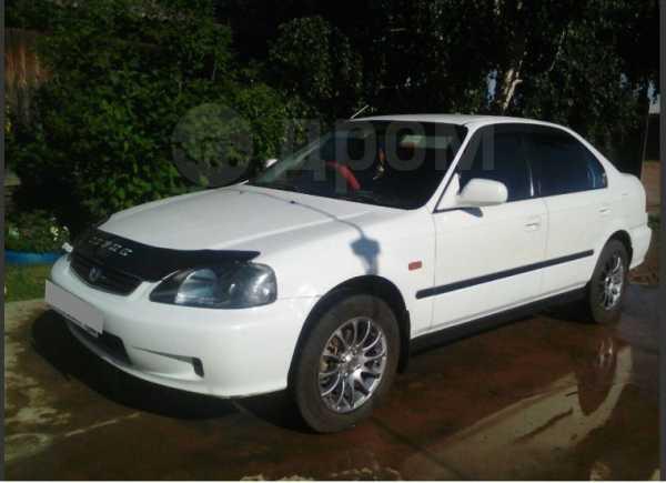 Honda Civic, 1999 год, 215 000 руб.