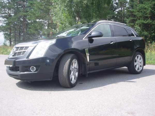 Cadillac SRX, 2011 год, 780 000 руб.