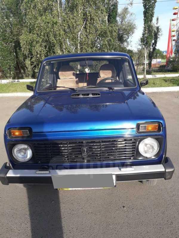 Лада 4x4 2131 Нива, 2006 год, 270 000 руб.
