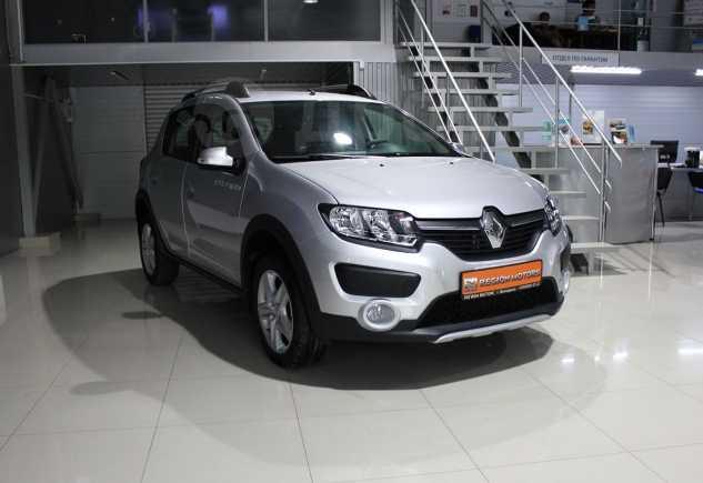 Renault Sandero Stepway, 2018 год, 749 990 руб.