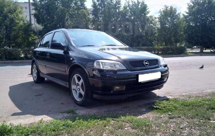 Opel Astra, 1999 год, 170 000 руб.