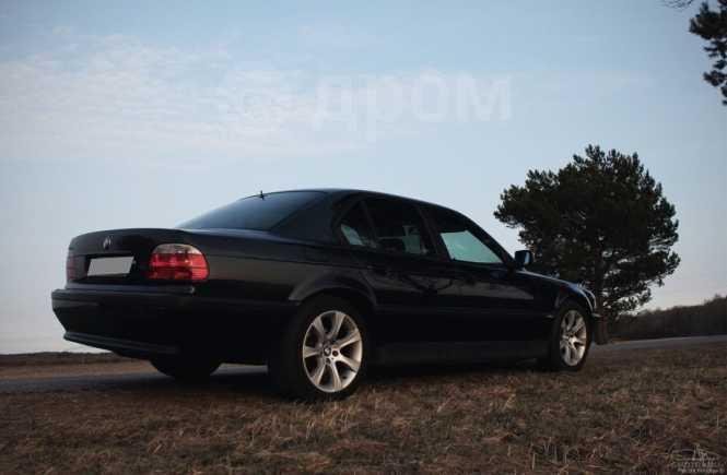BMW 7-Series, 2000 год, 465 000 руб.