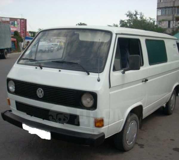 Volkswagen Transporter, 1988 год, 60 000 руб.