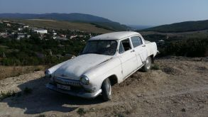 Анапа 21 Волга 1961