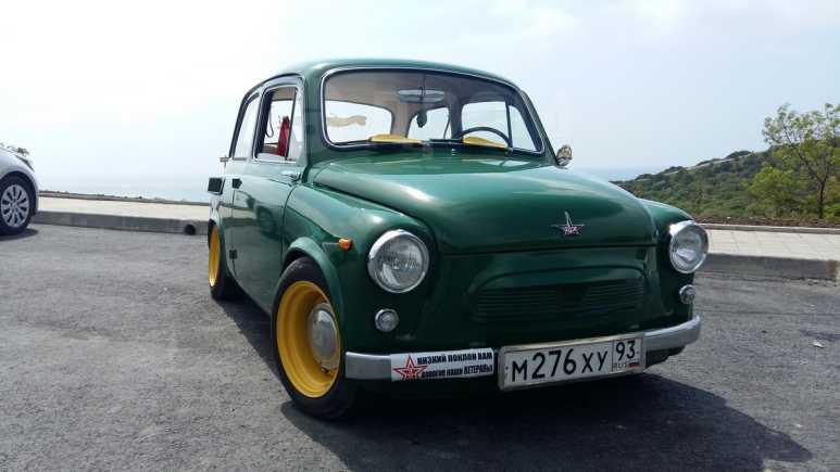 ЗАЗ Запорожец, 1969 год, 650 000 руб.