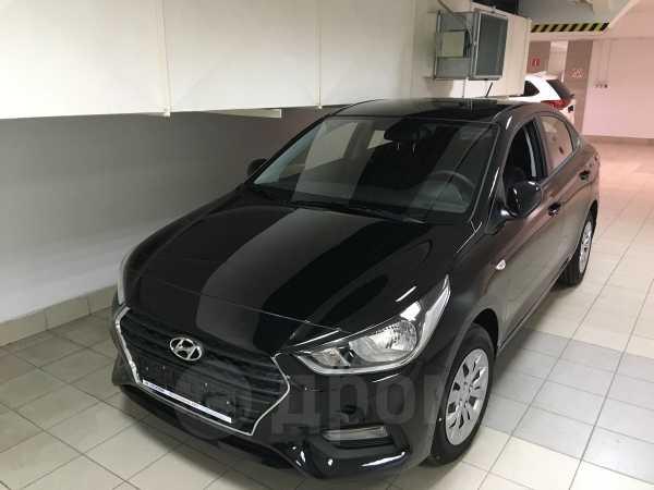 Hyundai Solaris, 2018 год, 834 000 руб.